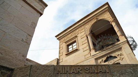 Ağırnas Mah. / 801,806-811,958 Parsel / Mimar Sinan Evi