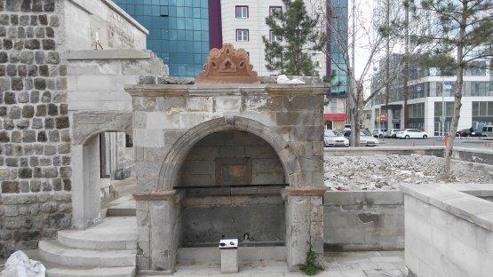 Gevhernesibe Mah. / Çandır Çeşmesi