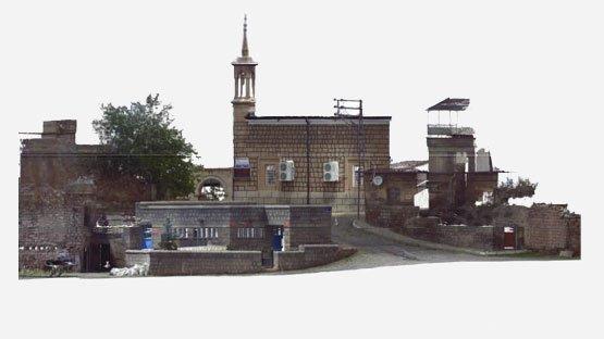 Müftü Mesut Efendi Cami Şadırvanı