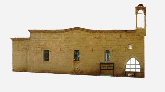 Özvatan / Taşlık Mah. / 162 Ada 1 Parsel / Agios Georgios Kilisesi