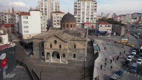 Cumhuriyet Mah. / 254 Ada 49 Parsel / Meryem Ana Kilisesi