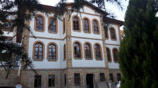 Yozgat / Aşağınohutlu Mah. / Miralay Şerif Bey Konağı